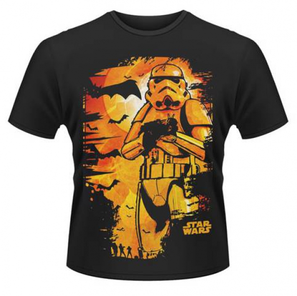 "T-Shirt: ""Halloween Trooper"""