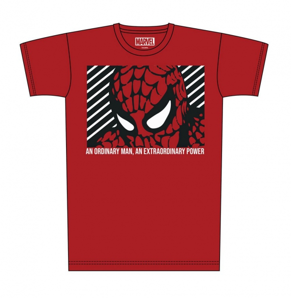 Spider-Man T-Shirt Extraordinary Power