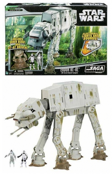 AT-AT Walker Endor Version
