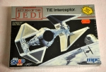 Snap together TIE Interceptor 15 cm (mpc/Ertl)