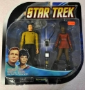 TOS Doppelpack Captain Kirk / Lt. Uhura (Diamond Select)