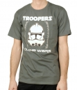 "T-Shirt: ""Trooper Clone Wars"""