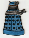 Doctor Who Dalek blau