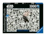 Star Wars Challenge Puzzle Darth Vader & Stormtroopers