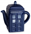 Doctor Who - Teekanne - Tardis