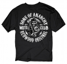 "T-Shirt: ""Reaper"" (Sons of Anarchy)"