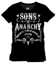 "T-Shirt: ""SOA"" (Sons of Anarchy)"