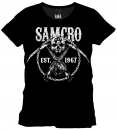 "T-Shirt: ""Samcro"" (Sons of Anarchy)"